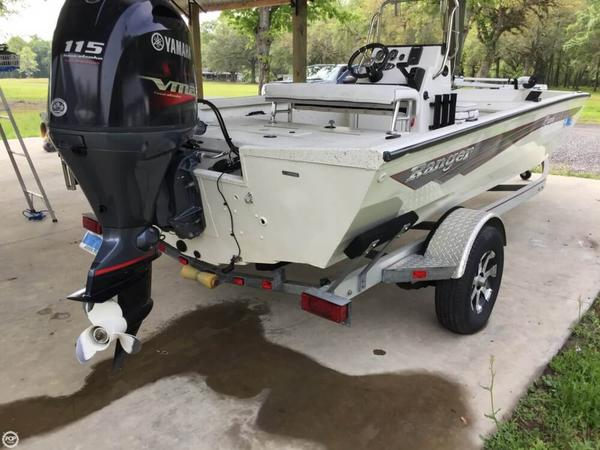 Used Ranger Boats RP190 Bass Boat For Sale