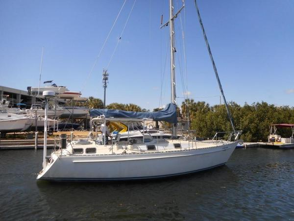 Used Moody 346 Sloop Sailboat For Sale