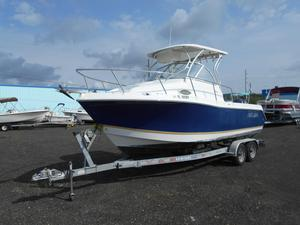 Used Polar 230 Walkaround230 Walkaround Fishing Boat For Sale