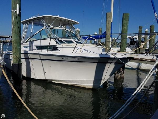 Used Grady-White 28 Marlin Walkaround Fishing Boat For Sale