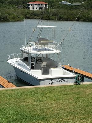 Used Luhrs Tournament 290 Open Saltwater Fishing Boat For Sale