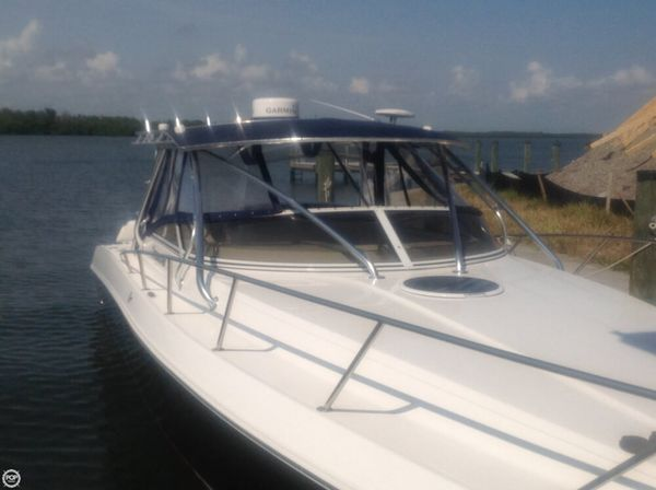 Used Fountain 38 LX High Performance Boat For Sale