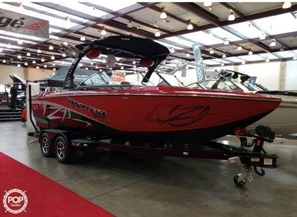 Used Tige Z1 Ski and Wakeboard Boat For Sale