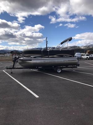 Used Premier Pontoon Boat For Sale