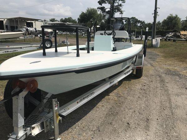 New Maverick 18 HPX-V18 HPX-V Flats Fishing Boat For Sale