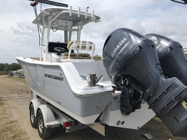 New Sportsman Boats Heritage 251Heritage 251 Center Console Fishing Boat For Sale