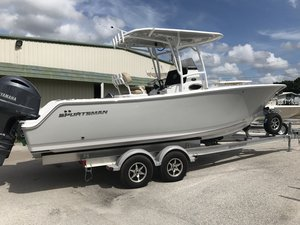 New Sportsman Boats Open 252 Center ConsoleOpen 252 Center Console Center Console Fishing Boat For Sale