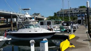 Used Pro-Line 34 WA Walkaround Fishing Boat For Sale