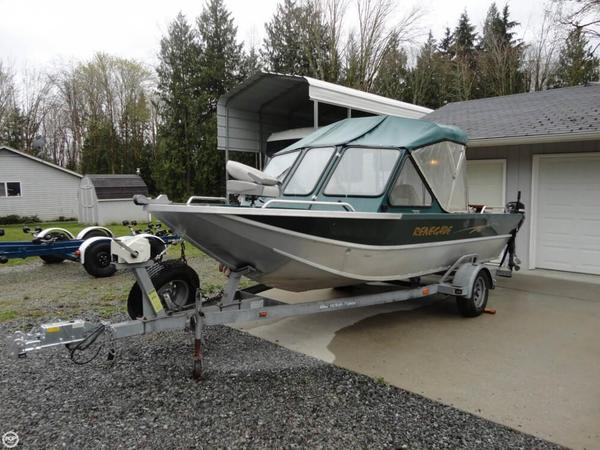 Used Weldcraft Renegade 18 Aluminum Fishing Boat For Sale