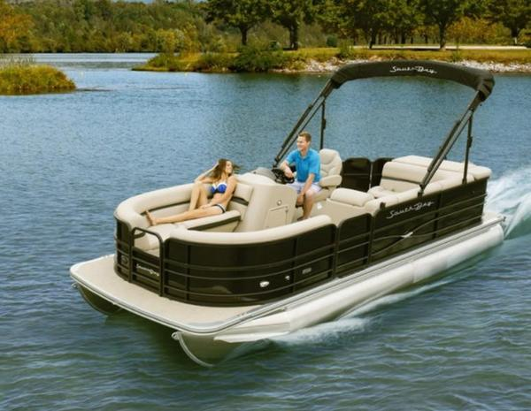 New South Bay 224 CR224 CR Pontoon Boat For Sale