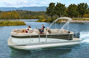 New Berkshire 24RFX CTS 2.75 2524RFX CTS 2.75 25 Pontoon Boat For Sale