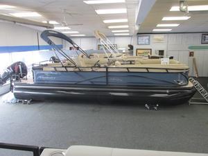 New Regency 254 DL3254 DL3 Pontoon Boat For Sale