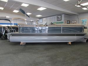 Used Regency 220 DL3220 DL3 Pontoon Boat For Sale