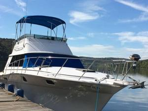 Used Silverton 34C (SRG)34C (SRG) Convertible Fishing Boat For Sale