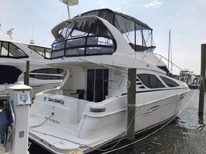 Used Silverton 38 Sedan Bridge38 Sedan Bridge Motor Yacht For Sale