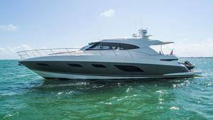 Used Riviera 60 Sport Yacht Cruiser Boat For Sale