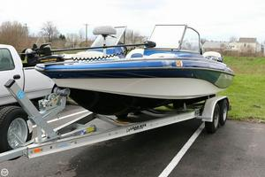 Used Nitro 290 Sport Bass Boat For Sale