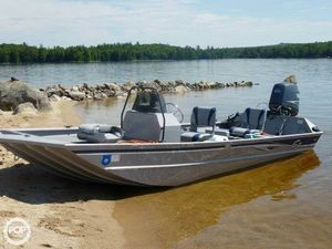 Used G3 1860 CCJ DLX Aluminum Fishing Boat For Sale