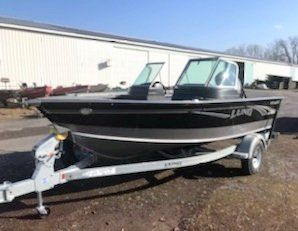 New Lund 1675 Impact XS Sports Fishing Boat For Sale