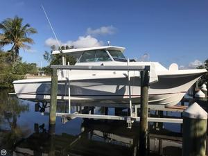 Used Thompson 30 Cruiser Boat For Sale