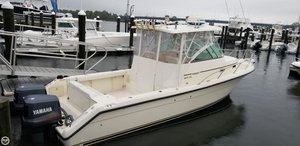 Used Pursuit 2870 Walkaround Fishing Boat For Sale