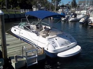 Used Chaparral 215 SSi Cuddy Cabin Cruiser Boat For Sale