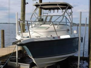 Used Century 2200 WA Walkaround Fishing Boat For Sale