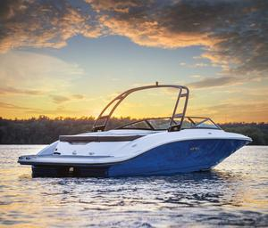 New Sea Ray 210 SPX210 SPX Bowrider Boat For Sale