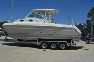 Used World Cat Cuddy Cabin 2770Cuddy Cabin 2770 Cuddy Cabin Boat For Sale