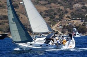 Used Beneteau 361 Cruiser Sailboat For Sale