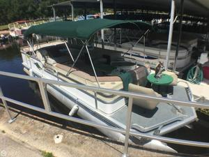 Used Sun Tracker 27 Pontoon Boat For Sale