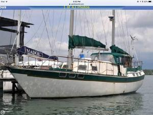 Used Harstill 46 Ketch Sailboat For Sale