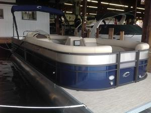 New Crest II 250 LII 250 L Pontoon Boat For Sale