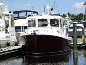 Used American Tug Pilothouse Trawler Tug Boat For Sale