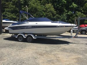 Used Crownline 220 LS Bowrider Boat For Sale