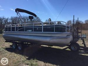 Used Lowe SF 234 Pontoon Boat For Sale