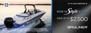 New Bayliner VR4 BOWRIDERVR4 BOWRIDER Boat For Sale