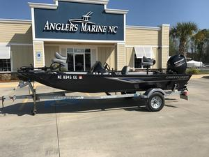 Used Crestliner 1700 Storm1700 Storm Aluminum Fishing Boat For Sale