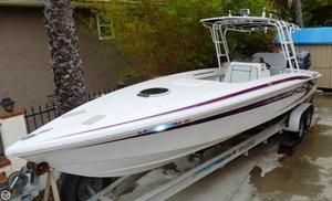 Used Zero Tolerance 27 Center Console Fishing Boat For Sale