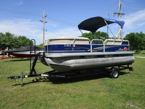 Used Tracker Pontoon Boat For Sale