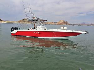 Used Donzi 35 Open35 Open Saltwater Fishing Boat For Sale