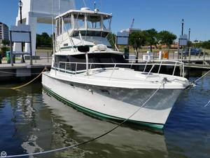 Used Hatteras 41 Sportfish Sports Fishing Boat For Sale
