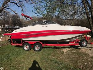 Used Four Winns F224 Funship Deck Boat For Sale