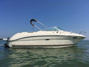 Used Sea Ray 215 Weekender Motor Yacht For Sale