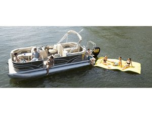 New Sylvan Mirage Fish 8522 Party Fish Pontoon Boat For Sale