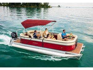New Crest I 220 SLC Pontoon Boat For Sale