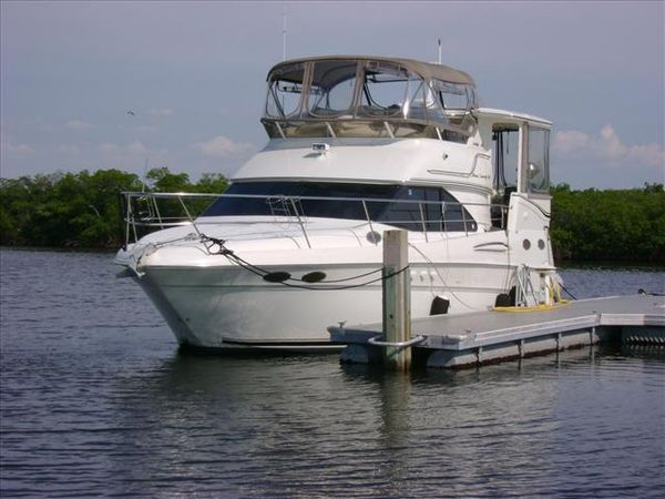 Used Sea Ray 370 Aft Cabin Motor Yacht For Sale