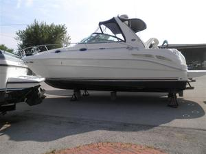 Used Sea Ray 340 Sundancer ***fresh Water*** Express Cruiser Boat For Sale
