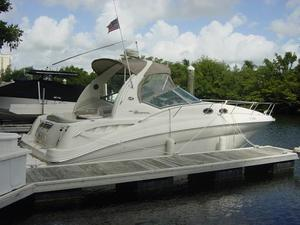 Used Sea Ray 320 Sundancer ***264 Hours*** Express Cruiser Boat For Sale