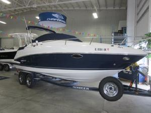 Used Rinker Captiva 230 ECC Cruiser Boat For Sale